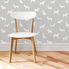 Colours Pooch Grey Dogs Mica Wallpaper ...