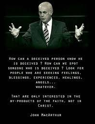 Christian Quotes John MacArthur Quotes Deceived False Converts Interesting John Macarthur Quotes