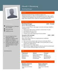 download professional cv template free resume templates you ll want to have in 2017 downloadable