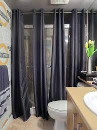 curtains over sliding glass doors shower curtain over sliding glass doors net thermal ds sliding glass