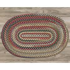 oval rugs straw beige chestnut knoll round or oval rug braided mills rugs oval braided rugs oval rugs
