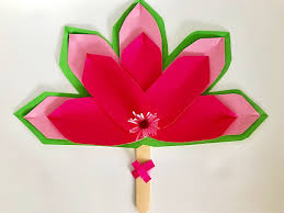 Easy Paper Flower Easy Paper Flower Fan