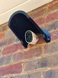 Boxulock CCTV güvenlik kamerası, hava şartlarına dayanıklı, koruyucu gövde,  güneş koruması, yağmur koruması, Arlo, yanıp sönme, halka, diğer pille  çalışan ve kubbe kameralar için. Siyah: Amazon.com.tr