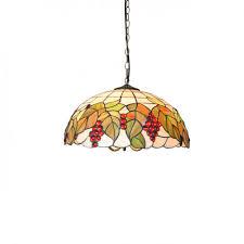 3 light diameter 45cm tiffany pendant