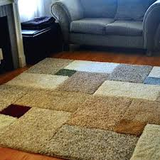 Awesome DIY Project: How To Make A Large Area Rug For Under $30