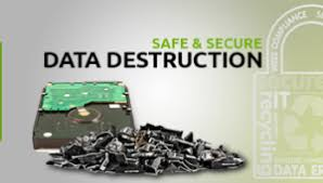 data destruction