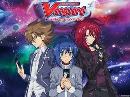 Vanguard but twisted so that morikawa takes nagisa hostage and he fights everyone himself. Prime Video Cardfight Vanguard