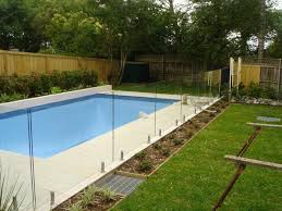 unmistakable quality of palmers glass frameless pool fencing