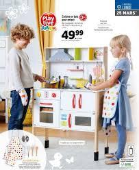 Lidl Cuisine En Bois Pour Enfant à 4999