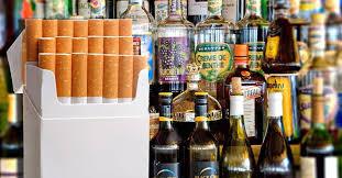 Органами ДПС Луганщини проведено 183 перевірки з обігу підакцизних товарів