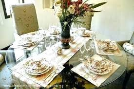dining table decoration ideas home round table decor ideas glass dining table decor ideas round glass