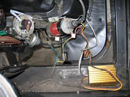 electronic ignition installation Mopar Electronic Ignition Kit Wiring Diagram Electronic Distributor Wiring Diagram