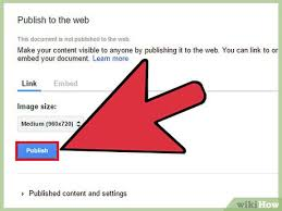Navigate to your google docs account and log in if necessary. 3 Ways To Share Your Google Drawing Wikihow