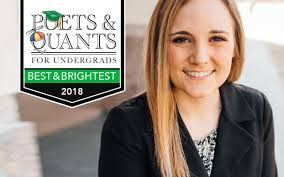 Poets&Quants For Undergrads | 2018 Best & Brightest: Audrey Adkins, Texas  A&M (Mays)