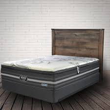 simmons mattress logo. Simmons Beautyrest Black Hybrid Cassandra Pocket Coil Mattress Logo