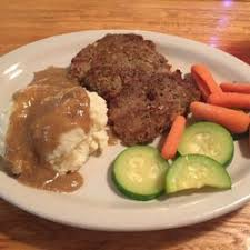 photo of garden grille cafe ta fl united states meatloaf