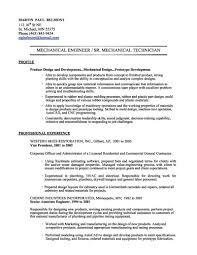 Hvac Resume Examples Hvac Technician Resume Examples Maintenance Tech Federal Sample 66
