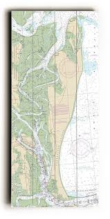 Ga Cumberland Island Ga Ii Nautical Chart Sign In 2019
