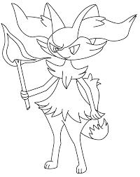Pokemon Xy Kleurplaat Challenge 16 Achtung Fertig Starter Ergebnis