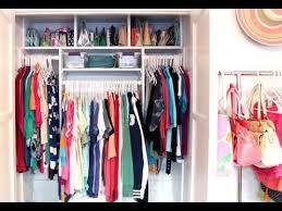 Closet Tour: How to Organize a