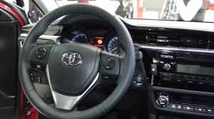 Toyota Corolla S 2015 Video Interior Colombia - YouTube