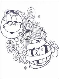 Emojis Emoticons Emoties Kleurplaat 29