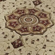 heritage rug cream red 4400