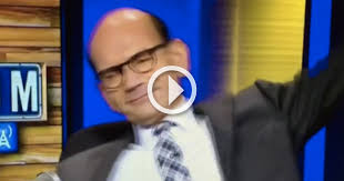 dabb dance. video: uncoordinated paul finebaum imitates cam newton\u0027s \u0027dab\u0027 dance, almost falls dabb dance