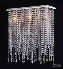 modern crystal chandelier lighting drop pendant lamp for inside ideas 7
