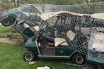 Vandals trash golf carts, cause $100,000 of damage at NYC-area course