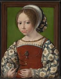 in search of utopia at m museum leuven  this work by jan gossaert tells the whole story of in search of utopia in one magnificent image portrait of a young danish princess an armillary
