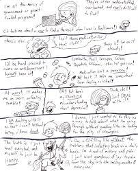 sairobee   tumblr   com  living with depression  a comic essay    image
