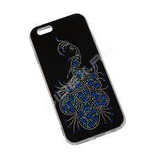 """<b>Чехол</b>-накладка для <b>Apple</b> iPhone 6, 6s 4.7"""" (R0007455) (Перо ..."""
