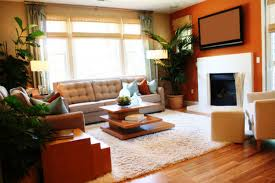 Teak Living Room Furniture Stunning Living Room Design With Brown And Cream Combination By