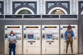 Oyster Card Vending Machine Extraordinary Unused £48m Trapped On Dormant Oyster Cards And Time May Be
