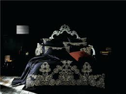 gothic bedding luxury embroidery black bedding sets gothic bedding uk gothic bedding bedding duvet comforter cover set