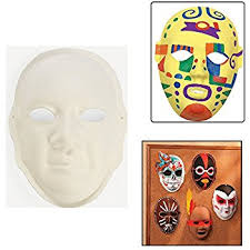 Decorate Your Own Mask