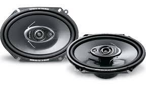 pioneer 6x8 speakers. pioneer ts-a6872r front 6x8 speakers