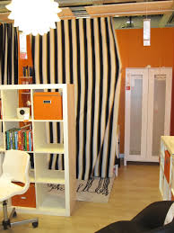 Striped Bedroom Curtains Black And White Vertical Striped Pattern Drapes Curtain Interior