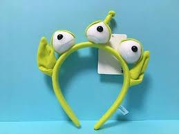 disney toy story green three eyed alien