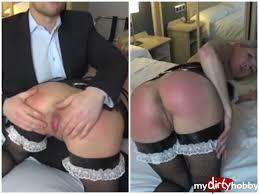 Spank her bitch ass