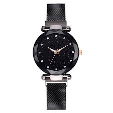 COOKI Watches Women's Starry Sky Diamond Quartz ... - Amazon.com