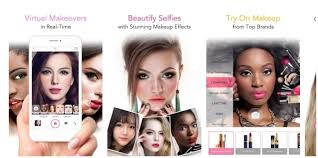best makeup apps android iphone 2018