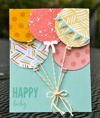 birthday cards making online krystals cards stampin up celebrate today coastal coral