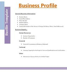 click on the download button to get this business profile template company resume example