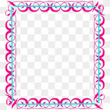 Party Borders For Invitations Ash Birthday Party Invite Border Clip Art At Clker Borders
