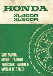 workshop manual for honda xl500r 1982 4 stroke net all the workshop manual for honda xl500r 1982