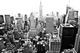 New York Gratte Cliel New York Coloriages Difficiles Pour