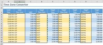 Calculating Time With Excel Formulas Pryor Learning Solutions