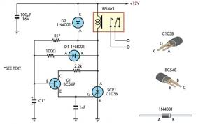 handy time delay with relay output eeweb community Timed Relay Wiring time delay circuit diagram with relay output timer relay wiring